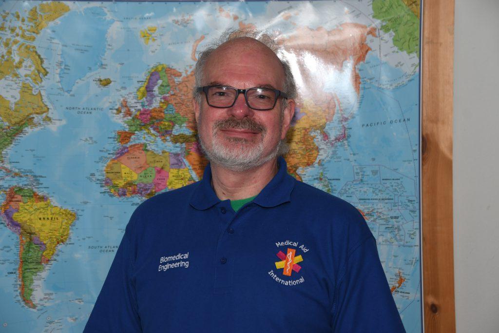 المعونة الطبية الدولية توني رويستون
